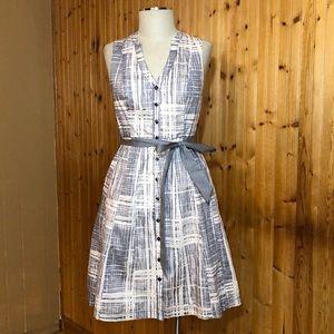 Like New Anthropologie Maeve Swing Pocket Dress 6